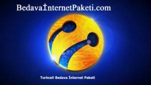Turkcell Bedava İnternet Paketi Eylül 2016