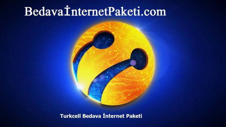 Turkcell 10 GB Bedava İnternet 2016