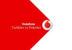 Vodafone Faturasız Esnek Süper 3GB Tarifesi