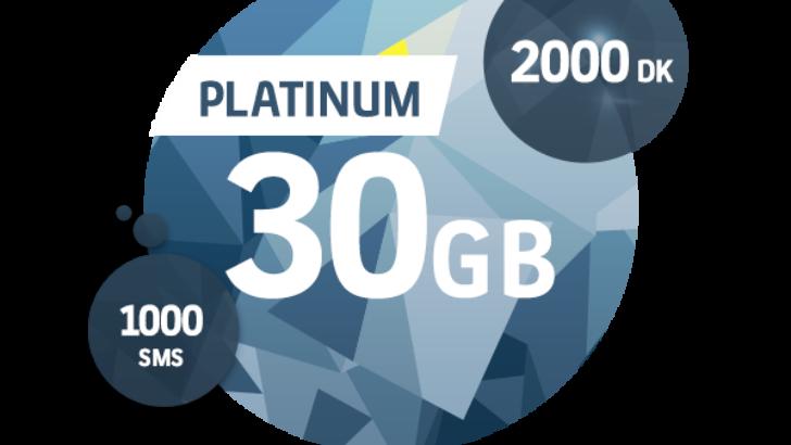 Turkcell Platinum Elit 2000 Tarifesi