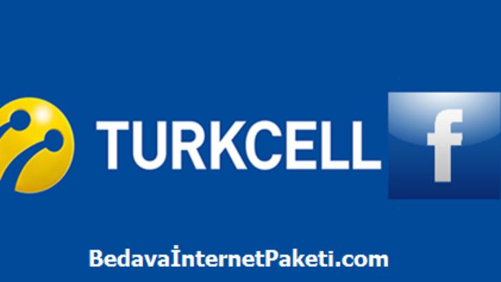 Turkcell 1 Yıl Facebook Bedava İnternet Paketi