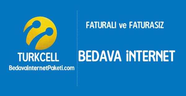 Turkcell Bedava İnternet Paketi Kampanyaları