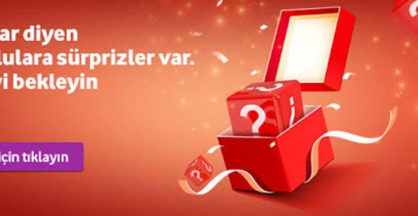 Vodafone Bana Ne Var Bedava İnternet Kampanyası