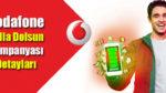 Vodafone Salla Dolsun 10 GB Bedava İnternet Paketi