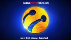 Turkcell Hazır Kart Aylık İnternet Paketleri 2017