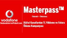 Vodafone Masterpass 2 GB Bedava internet Paketi