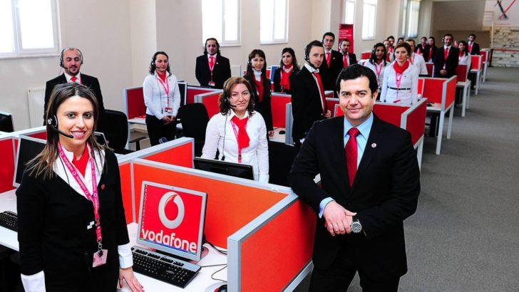 Vodafone Müşteri Hizmetlerine Temsilcisine Ulaşamıyorum