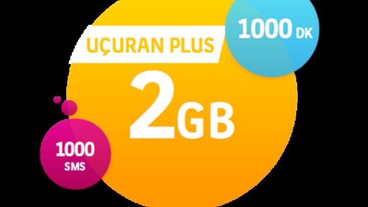 Turkcell Uçuran 2 GB Plus Paketi Nasıl Yapılır / İptal Edilir
