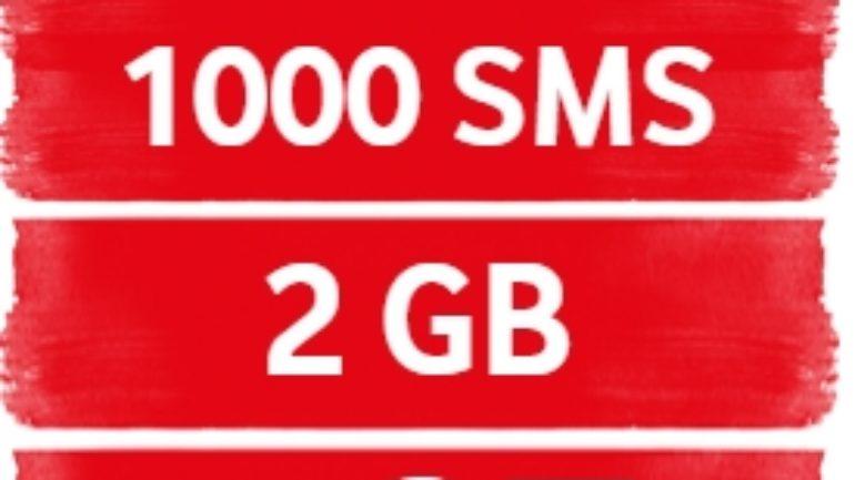 Vodafone Bittikçe Dolan Medium Tarifesi