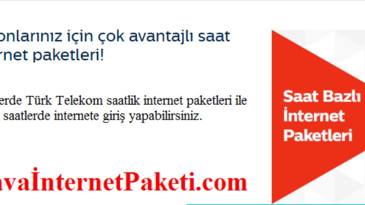 Türk Telekom Gündüz 10GB İnternet Paketi