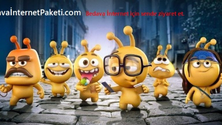 Turkcell Emocanlar Efsane İnternet Kampanyası