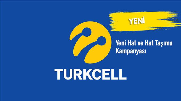 Turkcell Yeni Müşteri 8 GB Bedava İnternet Kampanyası