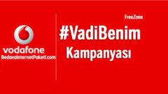 Vodafone Vadi Benim Sınırsız Youtube internet Paketi