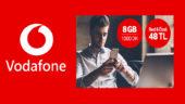 Vodafone Red 8 Özel Tarifesi