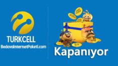 Turkcell Sarı Kutu Hediye Servisi Kapanıyor Mu ?