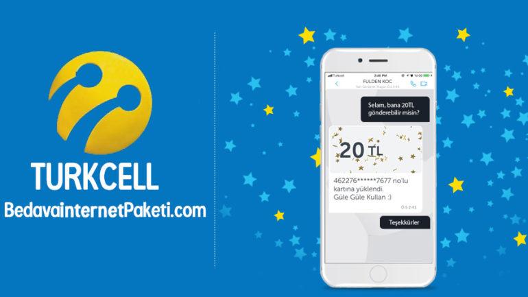Turkcell Ramazan Bayramı Pamuk Eller BiP'e Kampanyası