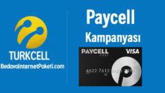 Turkcell Paycell Kart Fiyatı ve Hediye internet