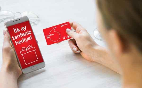 Vodafone Yeni Abone Kampanyası ve Vodafone Yeni müşteri kampanyası