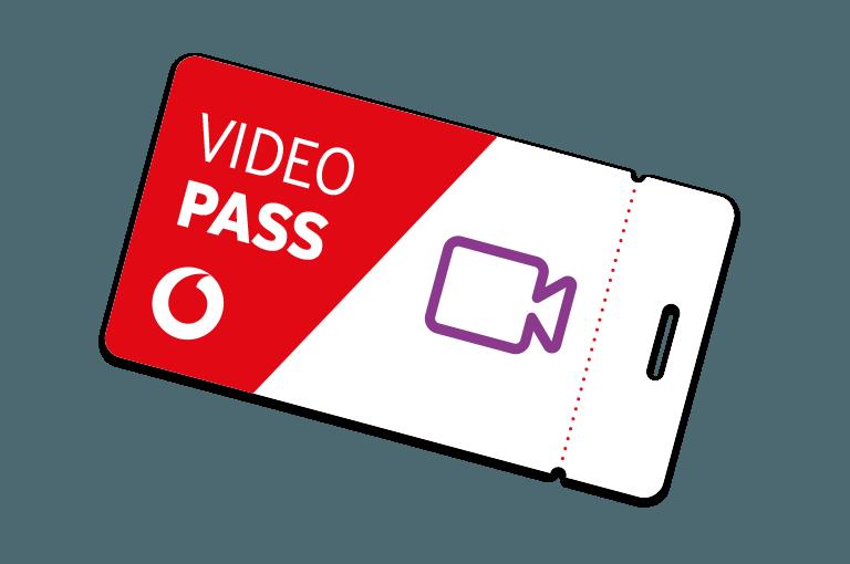 Vodafone Video Paketi Sınırsız internet