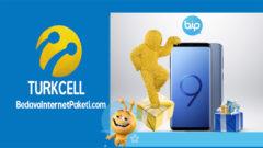 Turkcell Herkese Samsung S9 Hediye Edecek