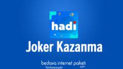 Hadi Tv+ Film Gecesi TV+ Joker Kodu