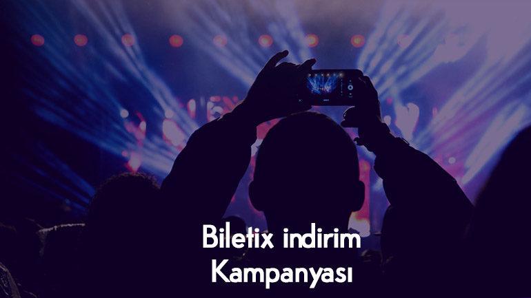 Türk Telekom Selfy Cumaları Biletix indirim Kampanyası