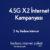 3 Ay 2 Kat Bedava internet Kampanyası