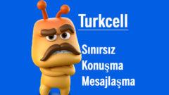 GNÇ Sınırsız Turkcell İçi Konuşma ve Mesajlaşma Kampanyası