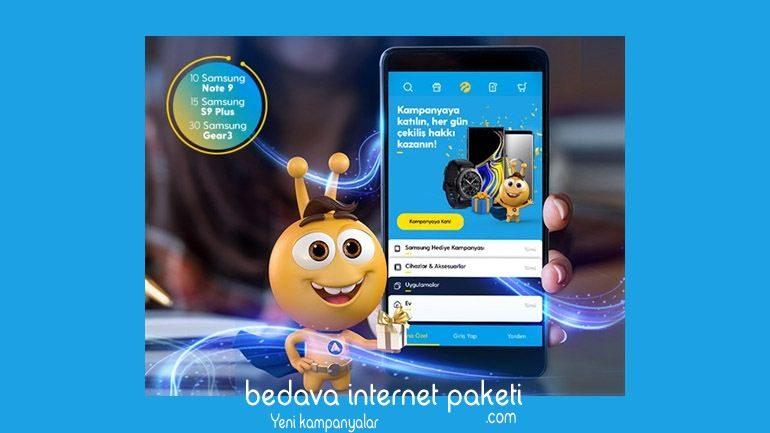 Turkcell Hesabım Herkese Kazandırıyor – Telefon Çekilişi