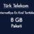 Türk Telekom İnternetliye En Kral 8 GB Paketi