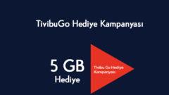 Türk Telekom Tivibu Go 5 GB Bedava internet Kampanyası
