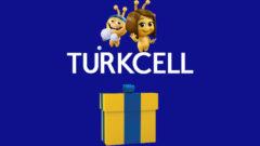 Turkcell Yeni Yıl – Yılbaşı Bedava internet 2019 Hediyesi