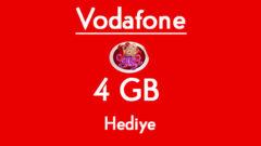 FreeZone Kulüp 4 GB Bedava internet Kampanyası