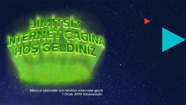 Türk Telekom ile İnternette Sınırlar Kalkıyor