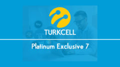 Turkcell Platinum Exclusive 7 Paketi – 15 GB