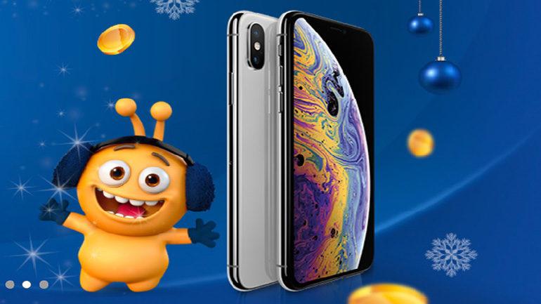 Turkcell TL Yükleme iPhone Xs Çekilişi 2019