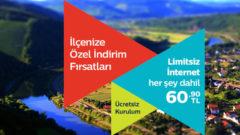 İlçenize Özel indirim Türk Telekom İnternet Festivali Kampanyası