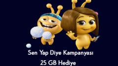 Turkcell Sen Yap Diye Kampanyası