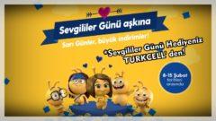 Turkcell Sevgililer Günü Hediyesi İndirim Kampanyası