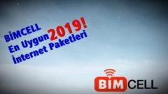 Bimcell En Ucuz İnternet Paketleri 2019