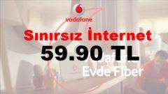 Vodafone Sınırsız Ev İnterneti – Memnuniyet Dönemi!