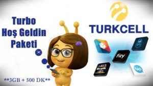 Turkcell Turbo Hoşgeldin Paketi