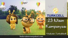 Turkcell 23 Nisan Kampanyası